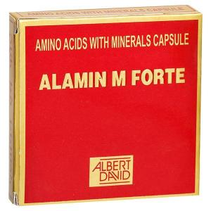 Alamin M Forte 0  - Copper - Albert David Limited