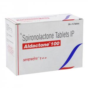 Aldactone 100 - Spironolactone - RPG Life Science, LTD
