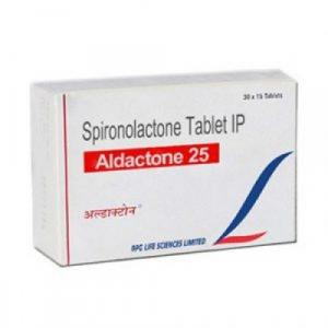 Aldactone 25 - Spironolactone - RPG Life Science, LTD