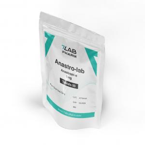 Anastro-lab - Anastrozole - 7Lab Pharma, Switzerland