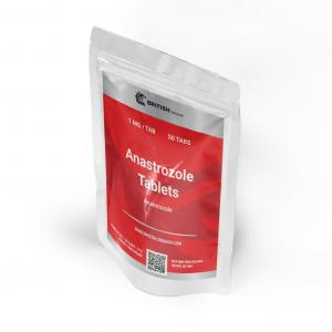 Anastrozole 1mg - Anastrozole - British Dragon Pharmaceuticals