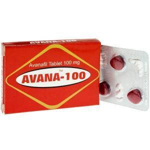 Avana 100 mg - Avanafil - Sunrise Remedies