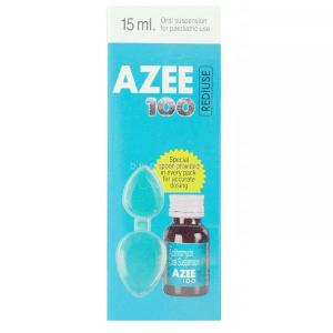 Azee Rediuse 100mg - Azithromycin - Cipla, India