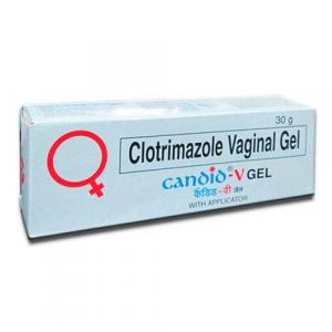 Candid Gel 30 g - Clotrimazole topical - Glenmark Gracewell Division