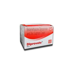 Diprovate Plus cream 20g - Betamethasone dipropionate 0.05 % w/v - Avalon Pharma Pvt. Ltd.