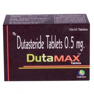 Dutamax 0.5 mg - Dutasteride - Galcare Pharmaceutical Pvt Ltd