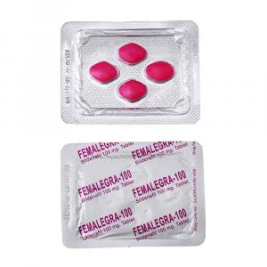 Femalegra 100 mg  - Sildenafil Citrate - Sunrise Pharmaceuticals