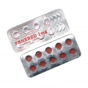 Fenered 1 mg  - Finasteride - RSM Enterprises