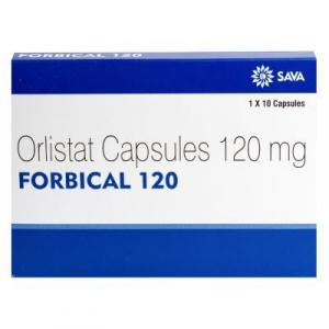 Forbical 120 mg - Orlistat - Sava Medica Limited