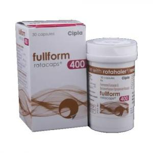 Fullform Rotacaps 400 mcg - Beclomethasone - Cipla, India