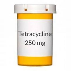 Generic Tetracycline 250 mg -  - Generic