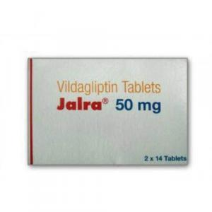 Jalra 50 mg - Vildagliptin - USV Limited, India
