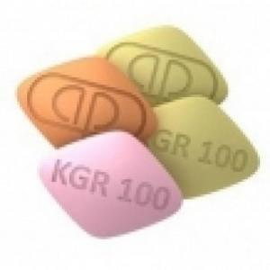Kamagra Flavored - Sildenafil Citrate - Ajanta Pharma, India