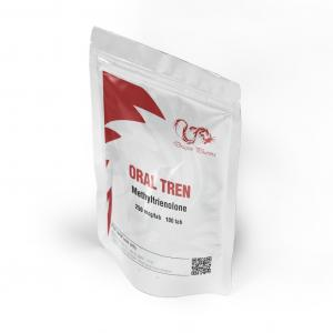 Oral Tren - Methyltrienolone - Dragon Pharma, Europe