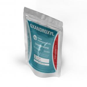 Oxandroxyl 20 Limited Edition - Oxandrolone - Kalpa Pharmaceuticals LTD, India