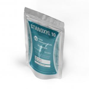 Stanoxyl 10 - Stanozolol - Kalpa Pharmaceuticals LTD, India