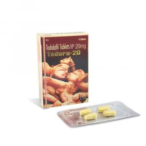 Tadora 20 mg  - Tadalafil - German Remedies