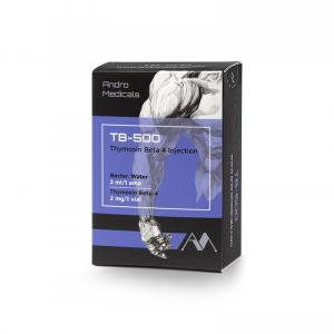 TB-500 - Thymosin Beta 4 Injection - Andro Medicals - Europe