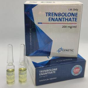 Trenbolone Enanthate (Genetic) - Trenbolone Enanthate - Genetic Pharmaceuticals