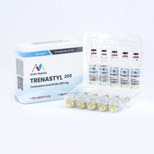 Trenestyl 200mg - Trenbolone Enanthate - Andro Medicals - Europe