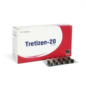 Tretizen 20 mg  - Isotretinoin - Zenlabs Ethica Ltd.