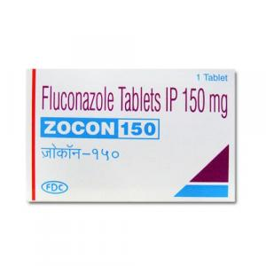 Zocon 150 mg - Fluconazole - FDC Ltd.